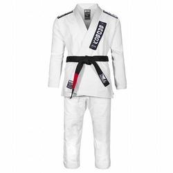 Training Series Defender BJJ Gi white1