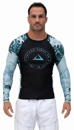 RASH GUARD VULKAN HISTORY 1