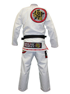 BTS Light Weight Deluxe Gi  White 3