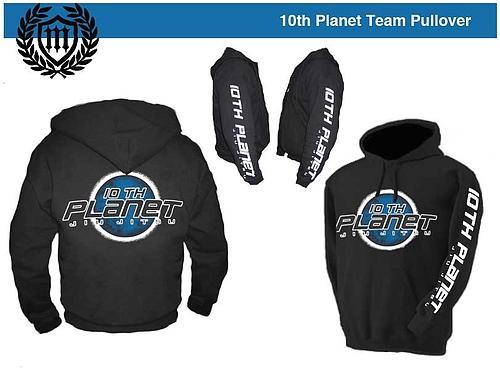 10th Planet プルオーバーパーカー 黒