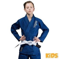 Contender Kids BJJ Gi blue1