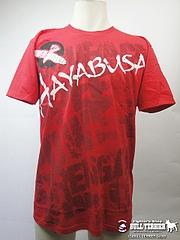 Hayabusa Tシャツ Aspss 赤