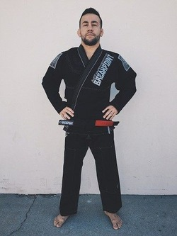 LIMITED EDITION Jiu Jitsu Life Black Gi 1