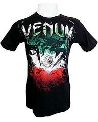 VENUM Tシャツ Mexican Flag 黒