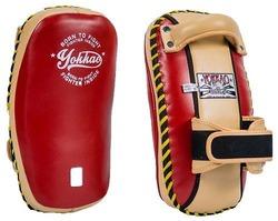 Red Vintage Free Style Kicking Pads 1
