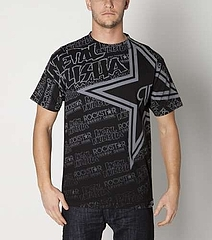 T-shirts Rockstar Pandemic (black)1