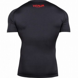 Contender Compression T-shirt - Red Devil - Short Sleeves 2