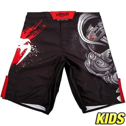 Koi 20 Kids Fightshorts blackwhite 1