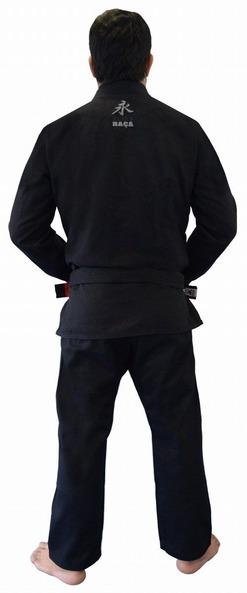 Balance Kimono black 2