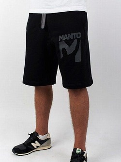 cotton shorts VICTORY black 1