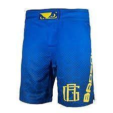Mauler Legacy III MMA Shorts1