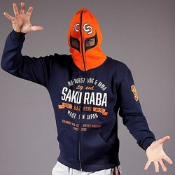 Scramble x Sakuraba IQ Wrestler Hoody 3