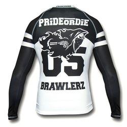 Rashguard PRiDEorDiE BRAWLERZ2