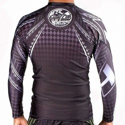 Haka_rashguard_white_black_Long_Sleeve 2