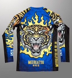Fire Tiger Rashguard2