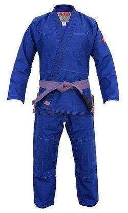 Adult BJJ Kimono - Blue 1