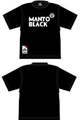 Manto Japan Tシャツ BLACK 黒