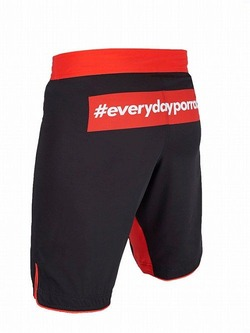 fight shorts EVERYDAYPORRADA black 2