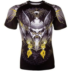 Viking 20 Rashguard Short Sleeves BlackYellow 1