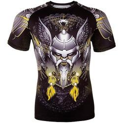 Viking 20 Rashguard Short Sleeves BlackYellow 1