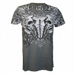 Throwdown Icarus T-Shirt Chacoal1