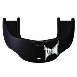 TapouT Single Mouth Guard (Black)