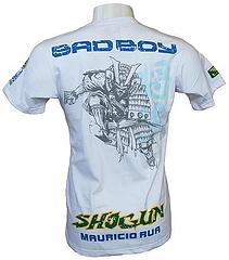 BAD BOY Tシャツ ショーグン UFC113 白