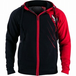Recast Hoodie red 1a