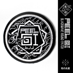 黒い波 PeelGi BlackWave Patch 1
