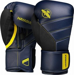 T3 Boxing Gloves navyyellow1