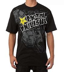 Tshirt-Rockstar Incarnate Black1