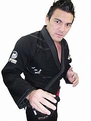 柔術衣 マスター#1 黒
