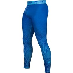 Fusion Compression Spats blue1