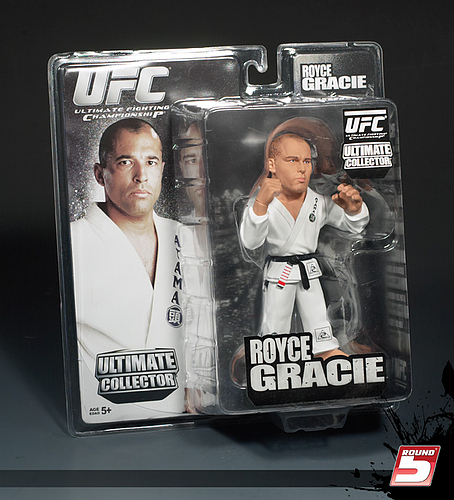 UFCフィギュア ホイス・グレイシー