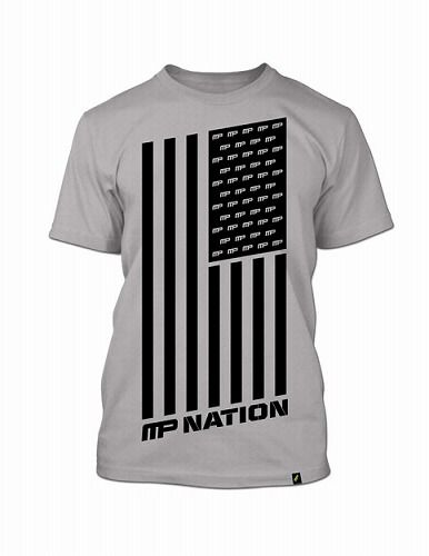 Nation Shirt LightGray1