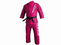 Jiujitsu Gi Brazilian GI Pink1