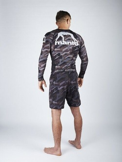 fight shorts TACTIC3