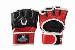 Red Line Open Palm MMA Gloves 1