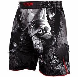 Werewolf Fightshorts blackgrey 1