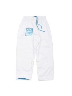 Junior 20 Youth BJJ Gi white 2