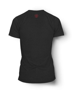 T_Shirt PHLX Jiu Jitsu BLK_RED 2