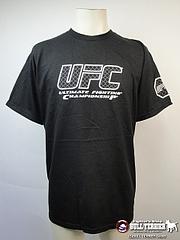 UFC Tシャツ Links 黒