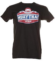 Tshirts-Lumpinee 56 BLACK1