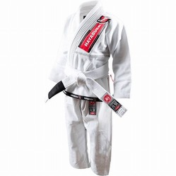 Yuushi Youth Jiu Jitsu Gi white 1a