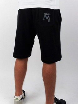 cotton shorts VICTORY black 2