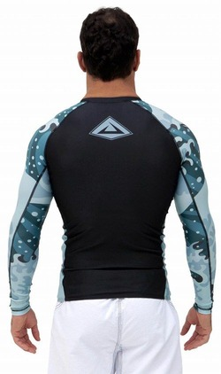RASH GUARD VULKAN HISTORY 2