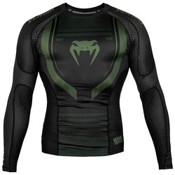 Technical 20 Rashguard ls blackkhaki1