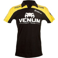 Polo Venum Lyoto Machida UFC 157 Edition Bk Yellow2
