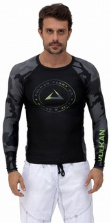 RASH GUARD VULKAN CAMO 1