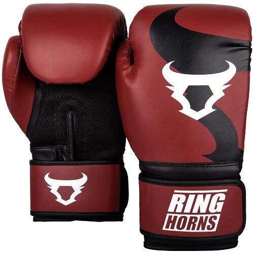 Boxing Gloves charger red 2